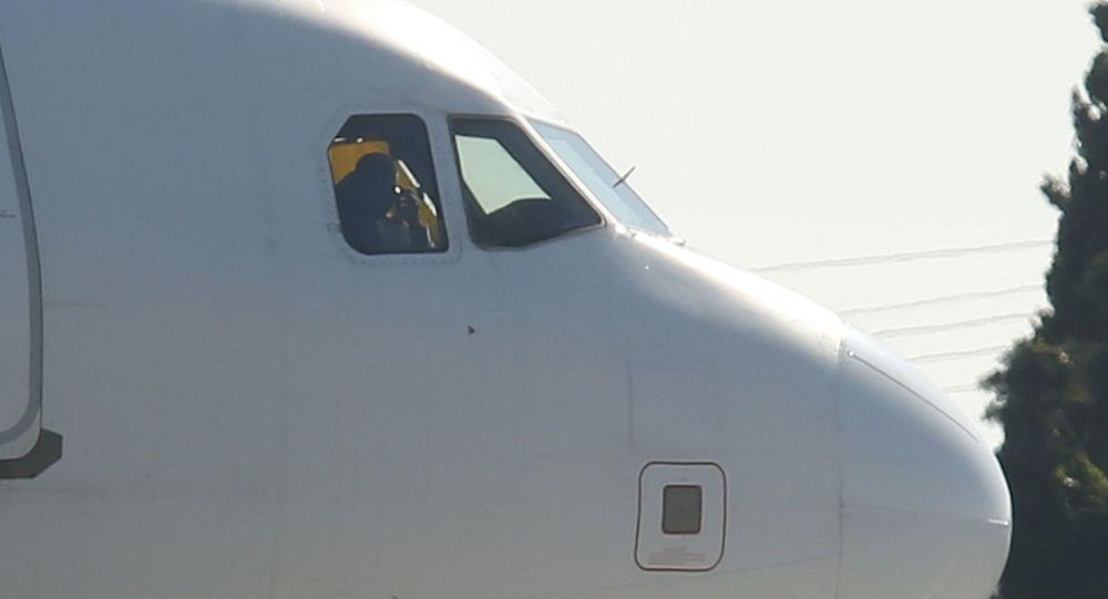 Aereo Airbus (foto d'archivio)