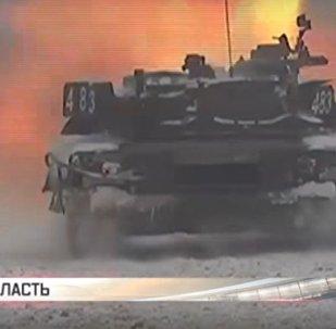 Manovre della leggendaria divisinoe corazzata russa