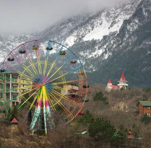 Inverno in Crimea