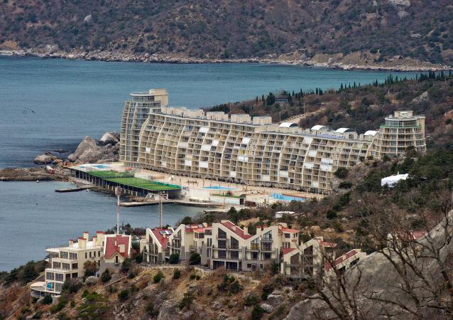 Centro termale e terapeutico in Crimea