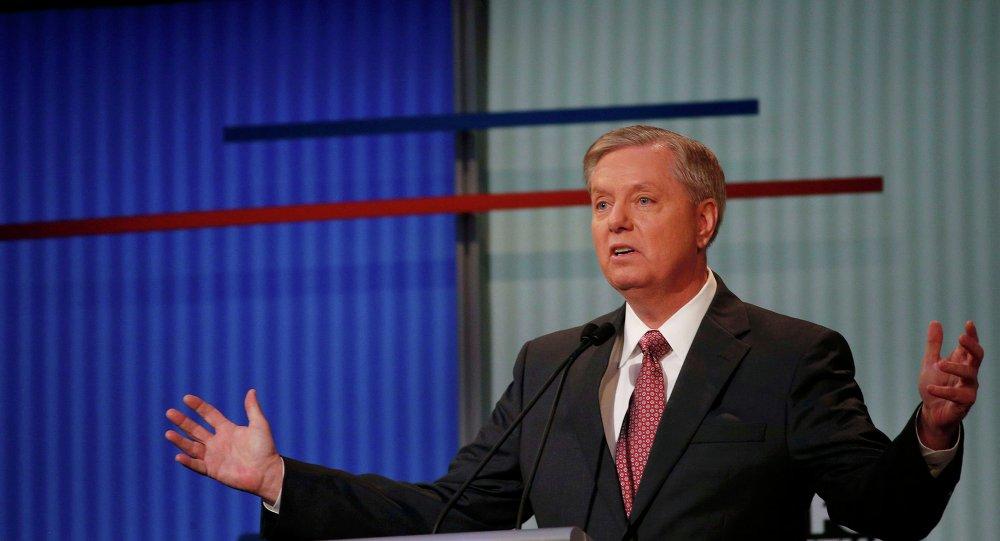 Senatore repubblicano Lindsey Graham