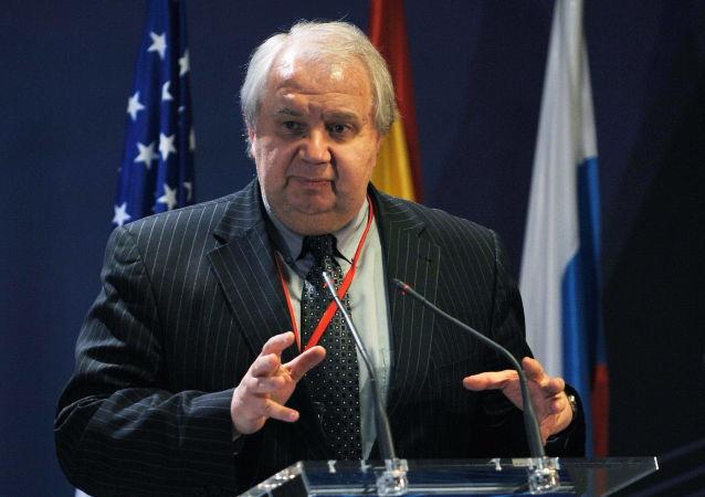 L'ambasciatore della Russia negli USA Sergey Kislyak.