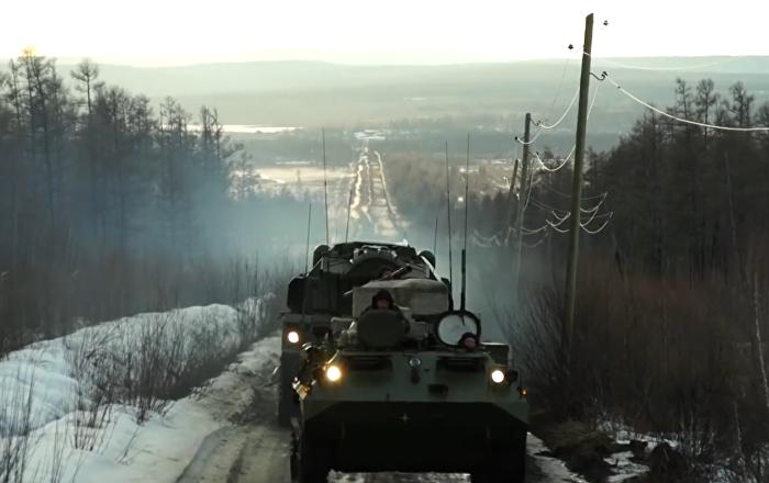 Truppe della difesa antiaerea delle Forze terrestri russe