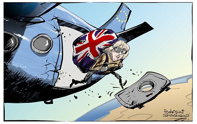 Il piano di Theresa May per la Brexit