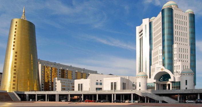 Views of Astana
