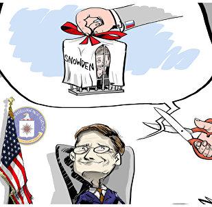 Edward Snowden consegnato alla CIA