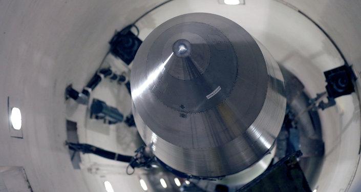 Bomba nucleare americana (foto d'archivio)