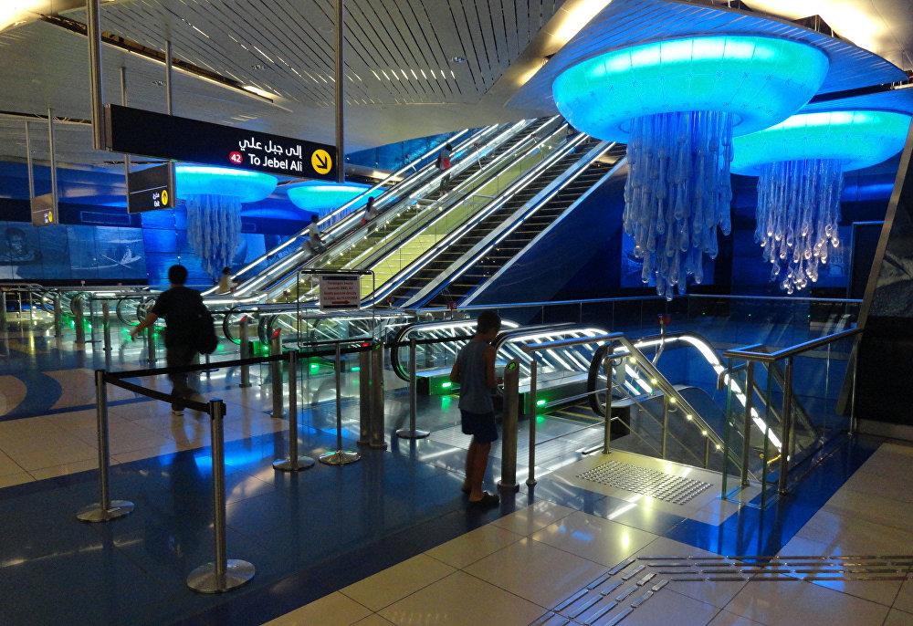 Le 10 stazioni metro più belle del mondo