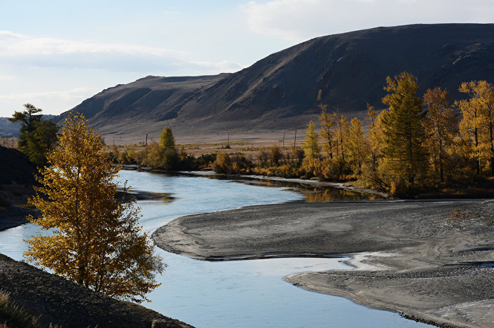 Autunno in Altay