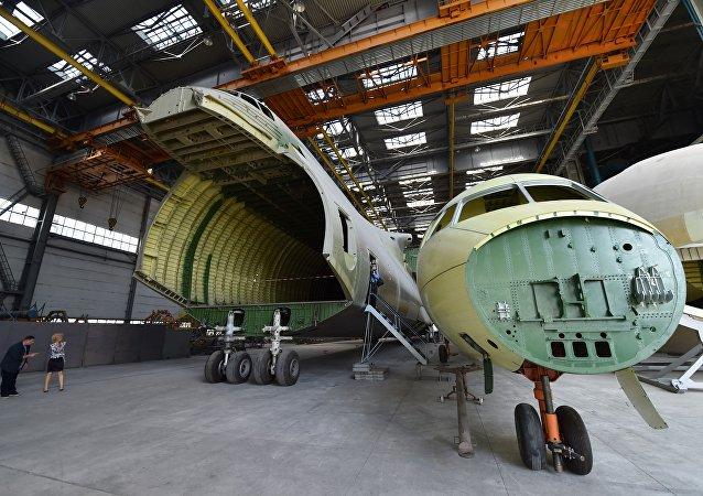 Fabbrica Antonov a Kiev