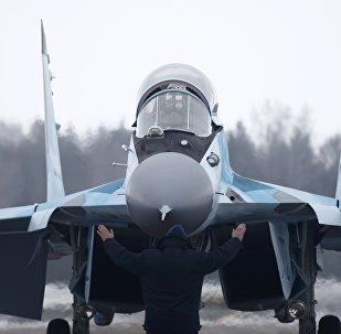 La presentazione del MiG-35