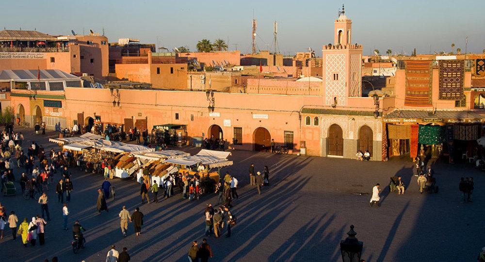Djemaa El Fna. Marocco