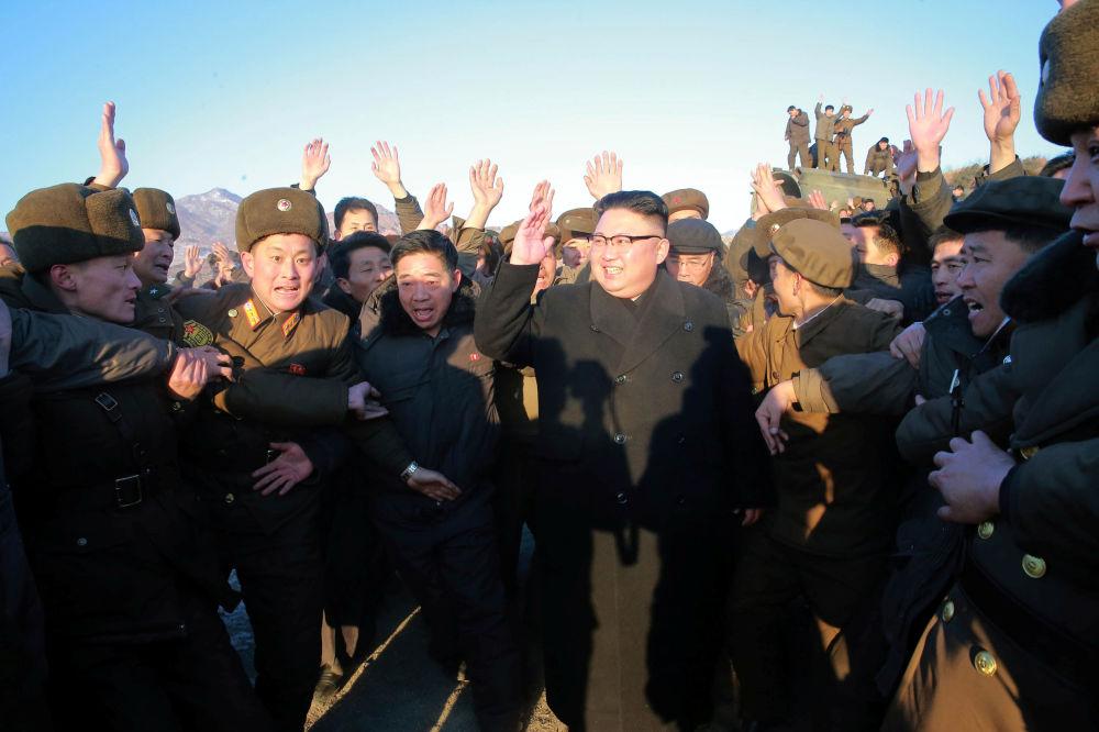Nuovo test missilistico della Corea del Nord