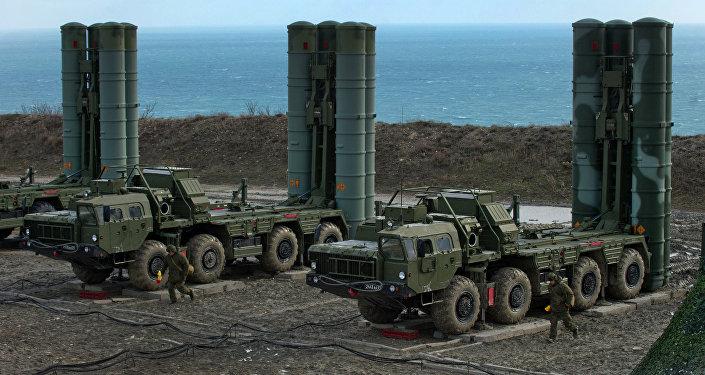 Il sistema missilistico S-500