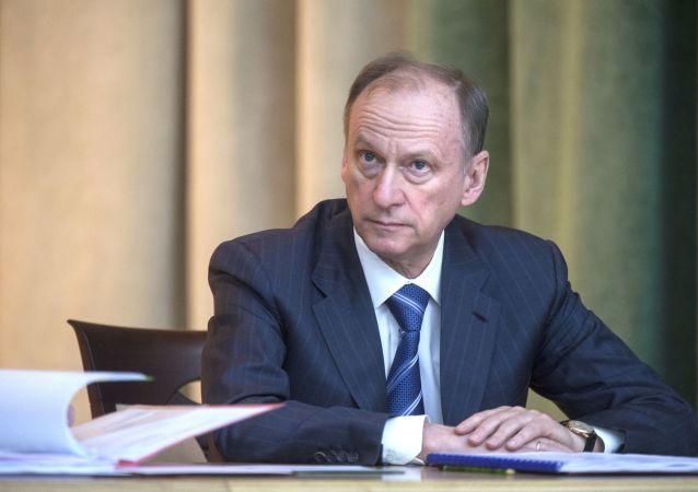 Nikolay Patrushev, Segretario del Consiglio di sicurezza nazionale della Russia