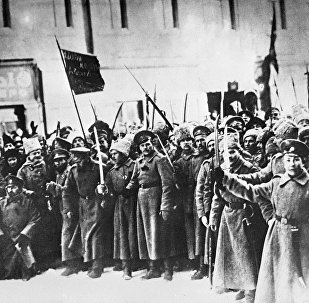 Soldati della Rivoluzione del 1917