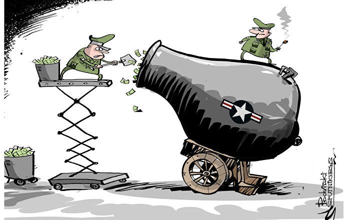 Non bastano mai i soldi per i marines