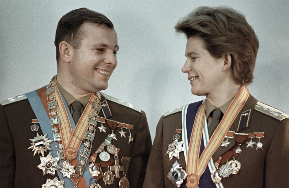 Valentina Tereshkova compie 80 anni