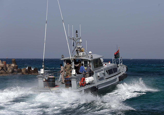 Guardia costiera della Libia