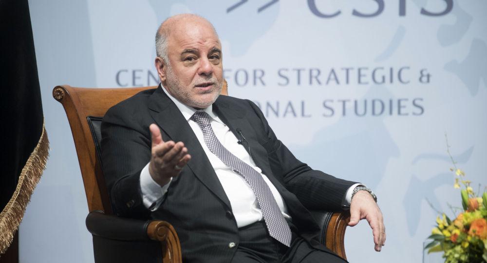 Primo ministro iracheno Haider al-Abadi