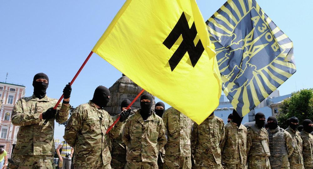 Battaglione paramilitare ucraino Azov