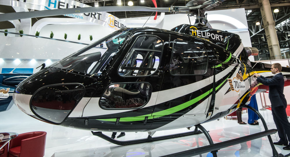 """Elicottero """"Bell 407GXP"""""""