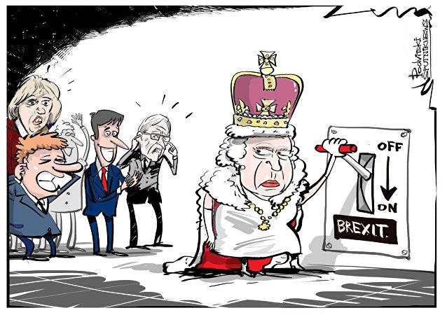Ok dal Parlamento, solo la Regina Elisabetta sulla strada per l'avvio della Brexit