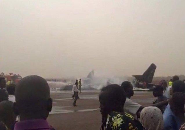 Schianto aereo nel Sud Sudan