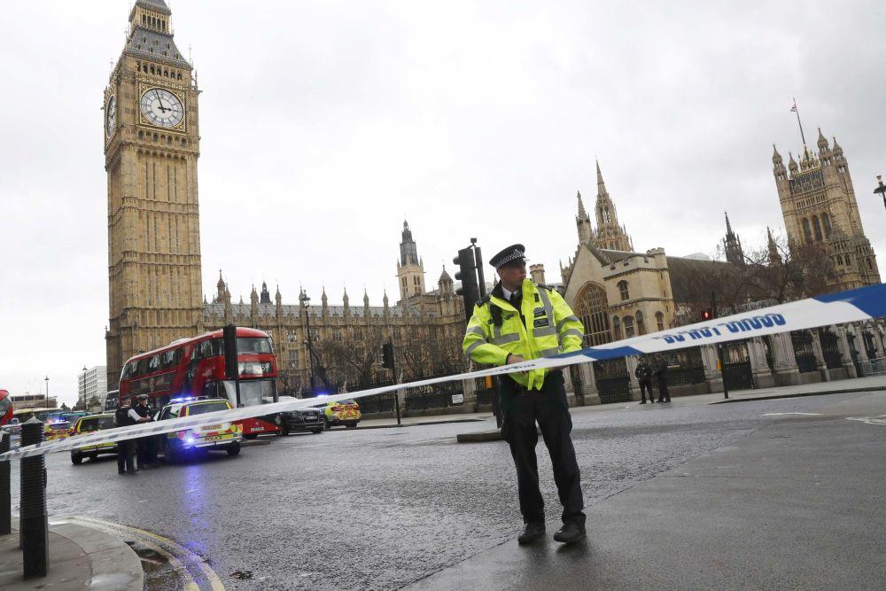 Attentato a Londra.