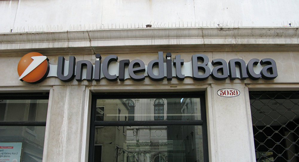 UniCredit bank, Italy
