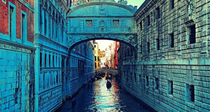 Il ponte dei sospiri, Venezia