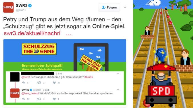 Screenshot del gioco Schulzzug
