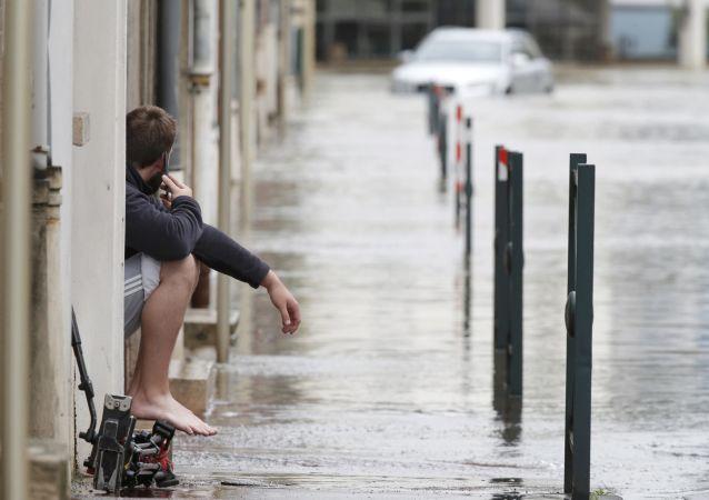 Alluvione in Francia del giugno 2016