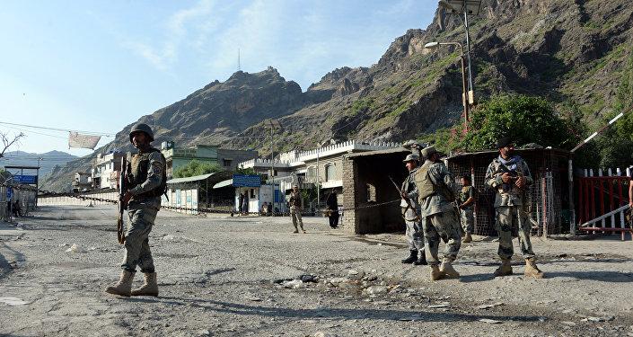 Confine tra Pakistan e Afghanistan