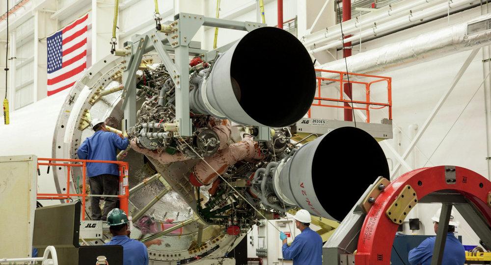 Motore missilistico russo RD-181