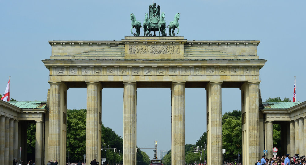 Porta di Brandeburgo, Berlino