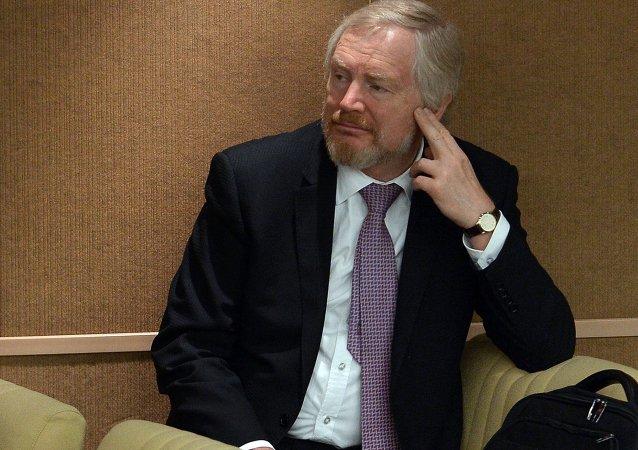 Vice ministro delle Finanze della Russia Sergey Storchak