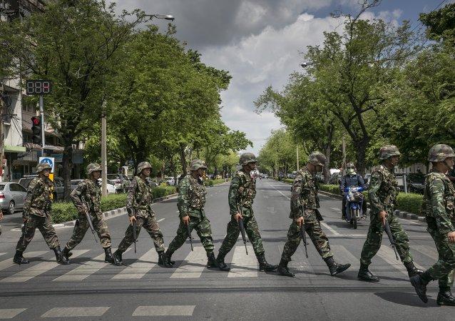 Soldati thailandesi