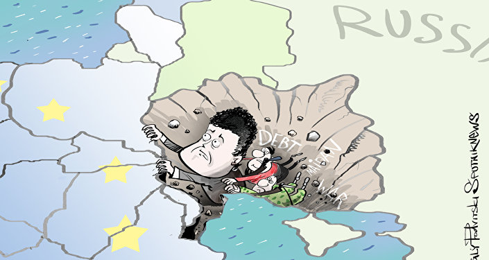Poroshenko, un anno da presidente