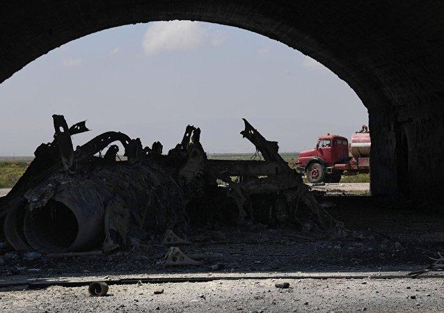 La situazione in Siria dopo l'attacco USA