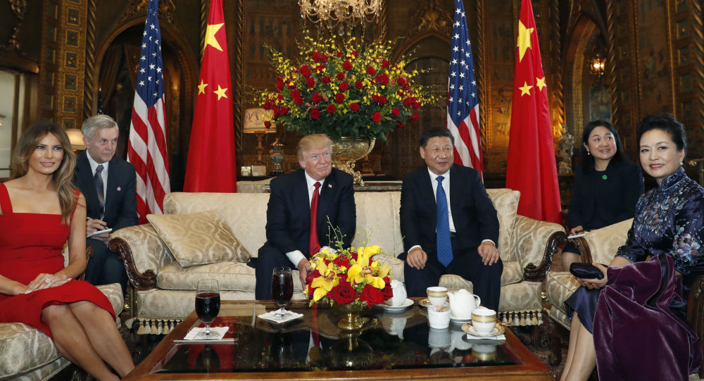Incontro tra Donald Trump e Xi Jinping