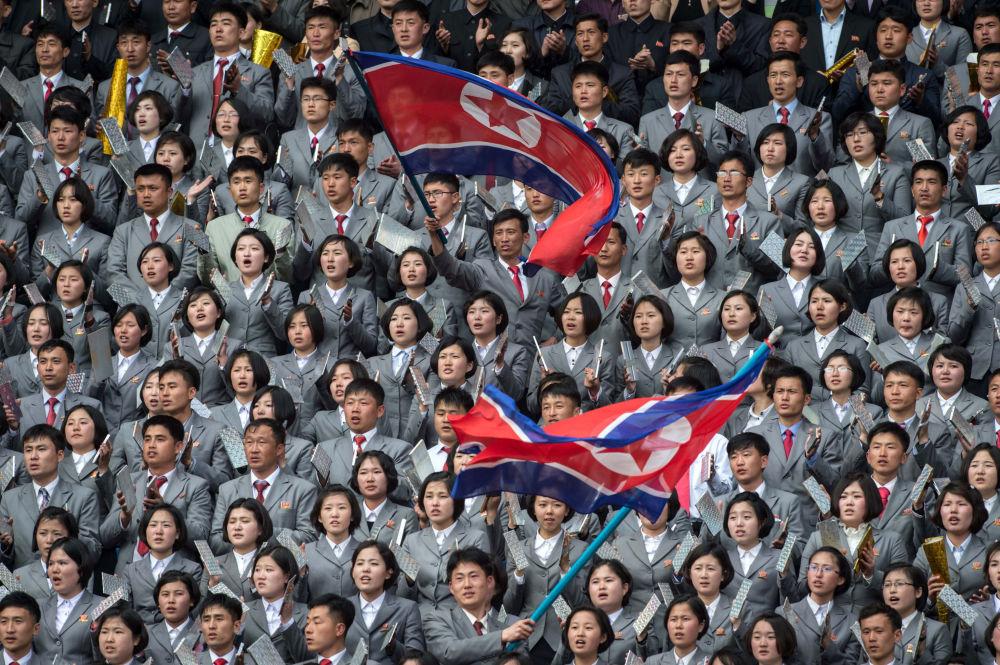 Scorci di vita nella Corea del Nord