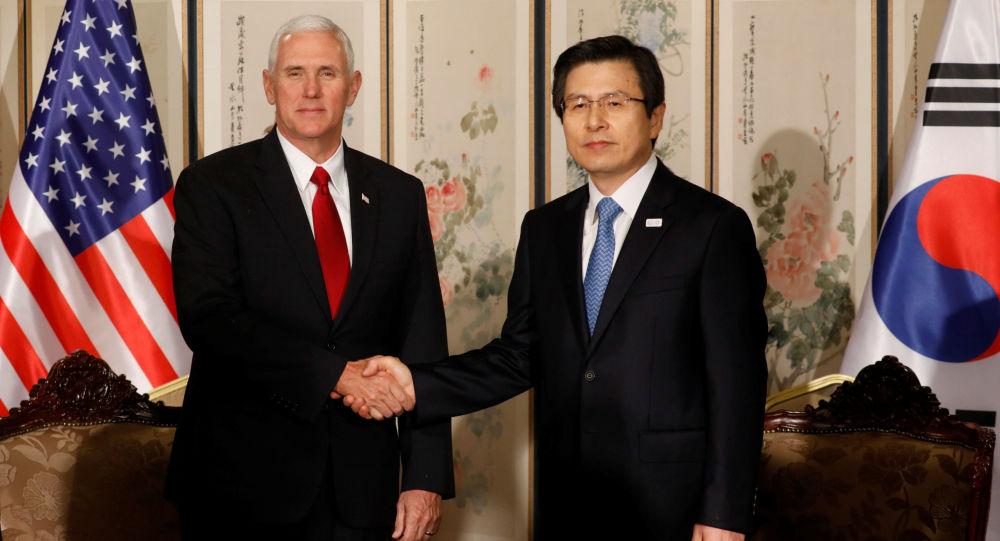 Corea del Nord, gli Stati Uniti: