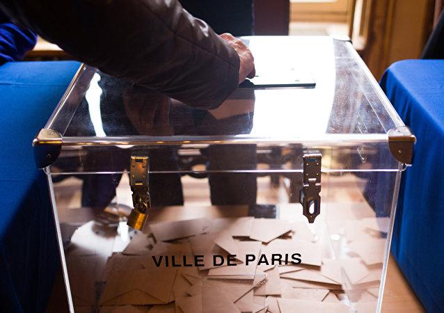 Elezioni in Francia