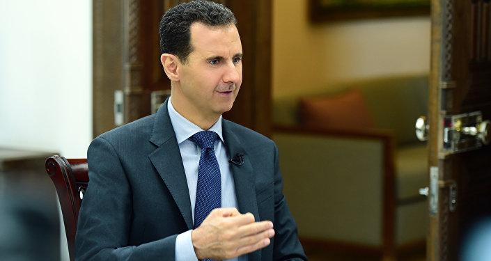 Il presidente siriano Bashar al-Assad