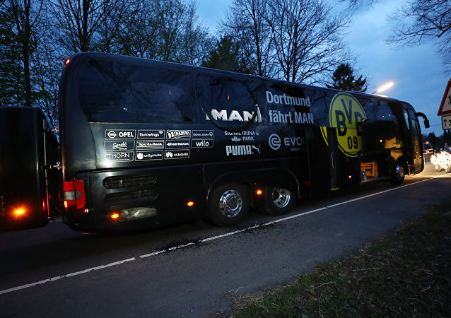 L'autobus del Borussia Dortmund