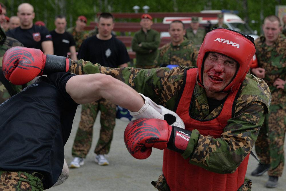 Quanto sei forte per entrare nelle forze speciali?