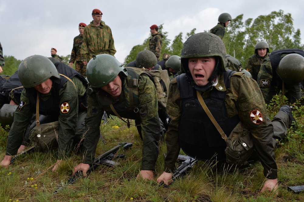 Russian Spetsnaz: Are You Tough Enough?
