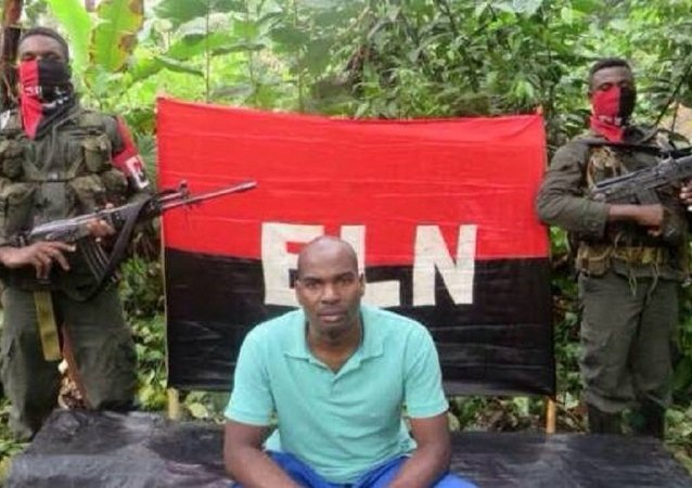 ELN in Colombia