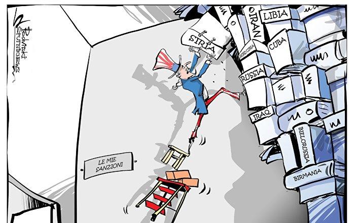 Le nuove sanzioni degli USA contro Siria